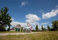 """Mit dem Drahtesel auf kulinarischer Reise durch Drenthe und Overijssel  """"Radfahren und Genießen"""" von den Landal Ferienparks aus"""