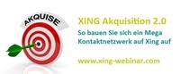 Webinar Serie: Kundengewinnung und -bindung durch Xing