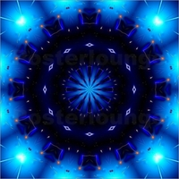 Mandalas der neuen Zeit – spirituelle und kraftvolle Kunst für die Wand
