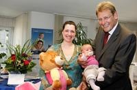 Bosch BKK begrüßt 200.000ste Versicherte
