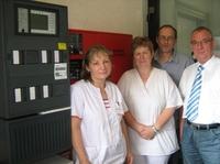 """showimage DRK Seniorenheim """"Rheingrafenstein"""" setzt auf Rauchmelder für jeden Bewohner und direkten Notruf"""