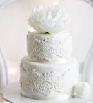 Frühlingshafte Hochzeitstorten zum Träumen