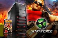 +++ Der Duke ist zurück: Ultraforce mit neuem Duke Nukem Forever-PC +++