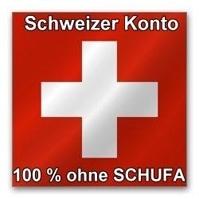 Schweizer Konto ohne Schufa und ohne persönliche Anreise!