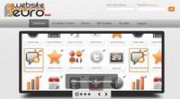 Professionelle Web 2.0 Homepage Baukästen für nur 1 Euro