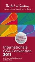 Jetzt noch den Frühbucherrabatt für die 6. Internationale Convention der German Speakers Association in München nutzen