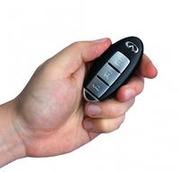Jetzt erhältlich: SmartTOP Verdeckfernbedienung für Infiniti G Cabrio
