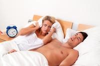 Liegecomfort weiß: Schnarchen macht krank