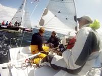 Kieler Woche Erfolg für mak7 Yacht