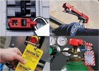 Lockout und Tagout-Systeme zum Absichern von Gefahrenbereichen