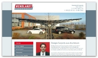 Ein Wendlandt Design Carport ist innovativ und wirtschaftlich rentabel