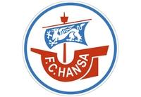 Hansa Rostock Wandtattoos
