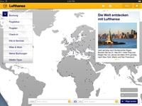 CLANMO: Lufthansa for iPad  – Mobile Services neu erleben
