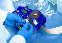 LABXPERT: Tragbares Beschriftungssystem für das Labor