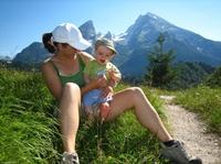 1. Wander-Festival im Angesicht des Watzmann:  Alpine Ausflüge für Cracks und Genießer