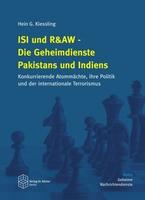 """showimage Fachbuch """"ISI und R&AW - Die Geheimdienste Pakistans und Indiens"""" erscheint im Verlag Dr. Köster"""