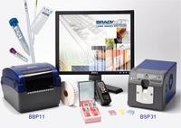 Laborbedarf: Thermotransferdrucker BBP11 für die Kennzeichnung im Labor