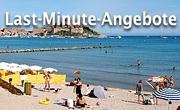 Last-Minute-Angebote auf Korsika: Sommer-Urlaub in Calvi und Santa Giulia zu billigen Preisen