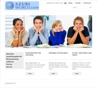 Azubiworld.com in neuem Gewand