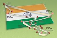 Indien rüstet sich für die Formel 1