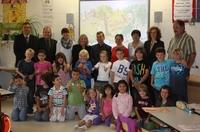 Spende der Kreissparkasse Rhein-Pfalz an die Haidwaldschule in Maxdorf