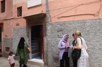 Die Welt der Frauen entdecken in einem muslimischen Land - Studienreise mit dem Hotel Riyad el Cadi im November 2011