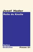 """Aktualisierte Neuauflage des Gedichtbands """"Rolle du Knolle"""" von Josef Hader"""