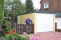 Entspannt bauen mit einer Anti-Stress-Garage von MC-Garagen