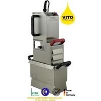 VITO Frittierölfilter: Filtration per Knopfdruck