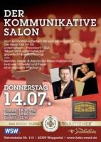 DER KOMMUNIKATIVE SALON - Premierenprogramm