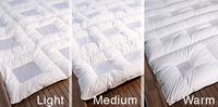 Die perfekte Bettdecke für jede Situation