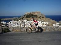 Wikinger sportiv: per Mountainbike Rhodos und die Kykladen entdecken