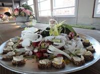 das Catering von Lilo Avakian zählt in der Schweiz zu den besten in der Branche