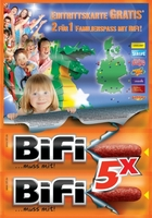 """Grenzenloser Familienspaß: In vielen Merlin Freizeitparks gibt""""s dank BiFi  freien Eintritt"""