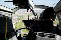 Flugaufnahmen aus dem Helikopter - Filmsequenzen und Fotos zum Einsatz im Imagefilm, auf Messen und im Internet