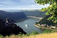 Der Weg ist das Ziel - Deutschlands schönste Flusslandschaften