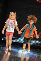 """Exklusive Luna Fashion-Show auf der """"Kind + Jugend 2011"""""""