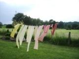 Ausstellung: Handgefärbte Sommerkleidung aus Naturstoffen für jeden Anlass