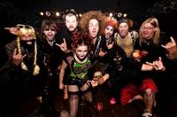 FAT KING KONRAD (FKK) & HEAVY MENTAL  ENTERTAINMENT  PROUDLY PRESENTS  Weltpremiere  Masters of Comedy auf dem Wacken  Open Air 2011