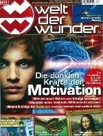 Neu im LeserService AboShop: Welt der Wunder – Magazin Abonnement