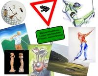 """Tolle Resonanz: Ausstellung """"golf ist kunst"""" erhält schon jetzt viel Aufmerksamkeit"""