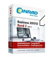 Neuer Conrad Electronic Business Katalog