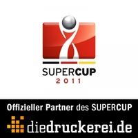 diedruckerei.de ist offizieller Partner beim DFL-Supercup 2011