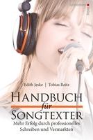 Edith Jeske und Tobias Reitz - Handbuch für Songtexter
