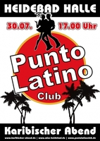 Punto Latino Club - Karibische Nacht im Heidebad