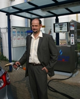 Rheingas: Weniger als 80 Cent für einen Liter Autogas - Davon können Benzinkunden nur träumen