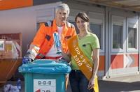 Miss DIY für PUR-Schaumdosenrecycling