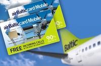 Nicht in die Roamingkostenfalle mit airBalticcard Mobile