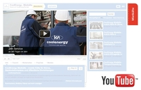 CoolEnergy unterwegs auf YouTube