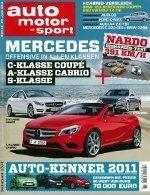 Neu im LeserService AboShop: auto motor und sport - Magazin Abonnement
